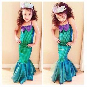 New Beautiful mermaid dress 🧜🏻♀️👗 😍